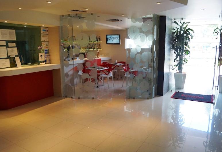 Hotel Kron, Mexiko-Stadt, Lobby