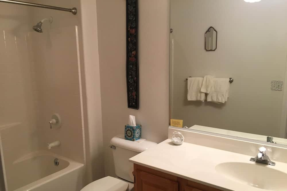 Double Room, Ensuite (Bronte) - Bilik mandi