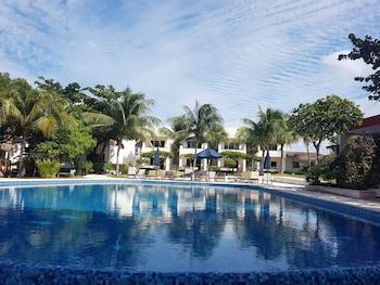 Mynd af Marina Paraiso Hotel Isla Mujeres í Isla Mujeres
