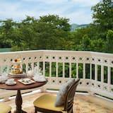 Prezidentské studiové apartmá, výhled na řeku (Presidential Suite) - Balkón