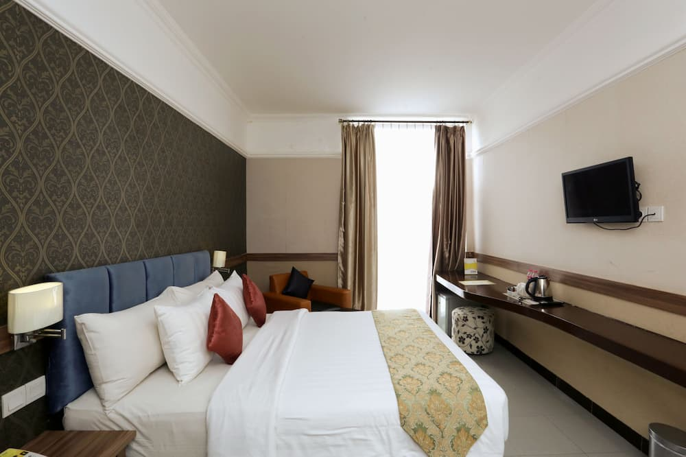 Executive Double or Twin Room, City View - Guest Room