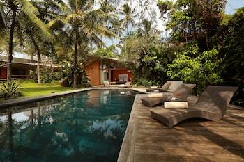 ウブド、Umah Tampih Villaの写真
