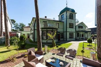 Selline näeb välja SUNSET Hotel, Jurmala
