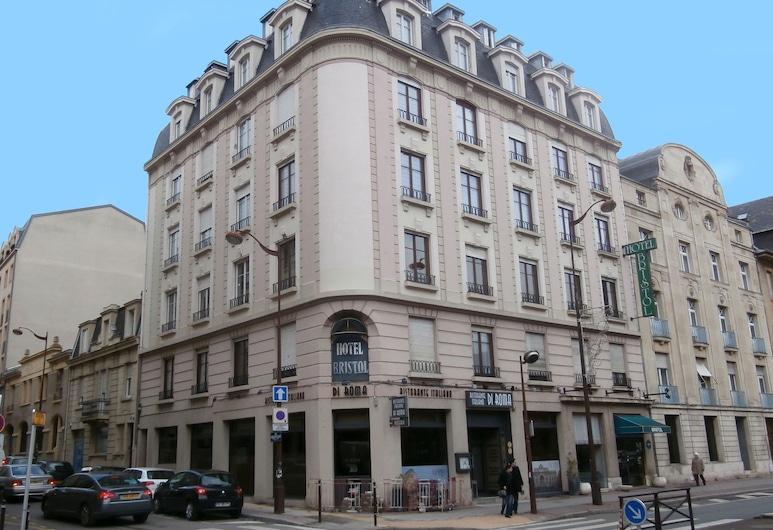 Hôtel Bristol Metz Gare - Pompidou, Metz, Hotelfassade