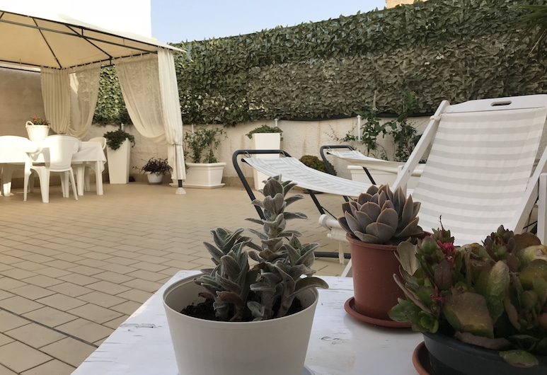 Trapani Home, Trapani, Economy Double or Twin Room, 1 Bedroom, Terrace/Patio