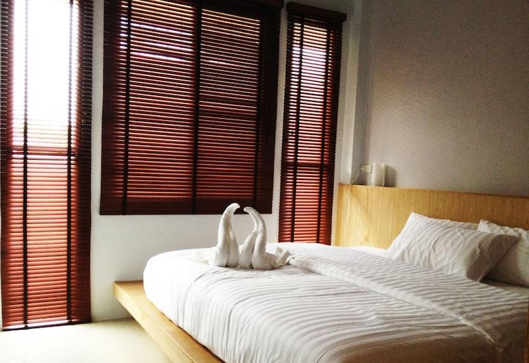 ZEN Home Resort and Garden Phayao, Phayao, Villa – luxury, 2 soverom, Gjesterom