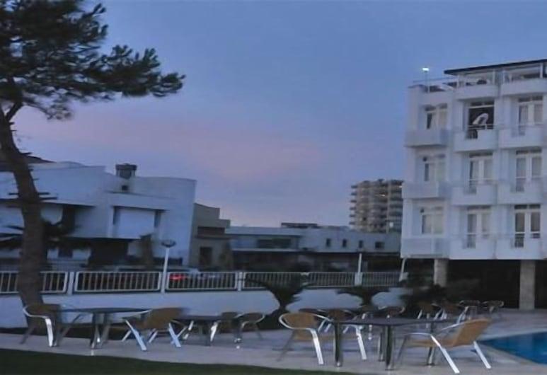 Adalia Hotel, Antalya, Hotellfasad - kväll
