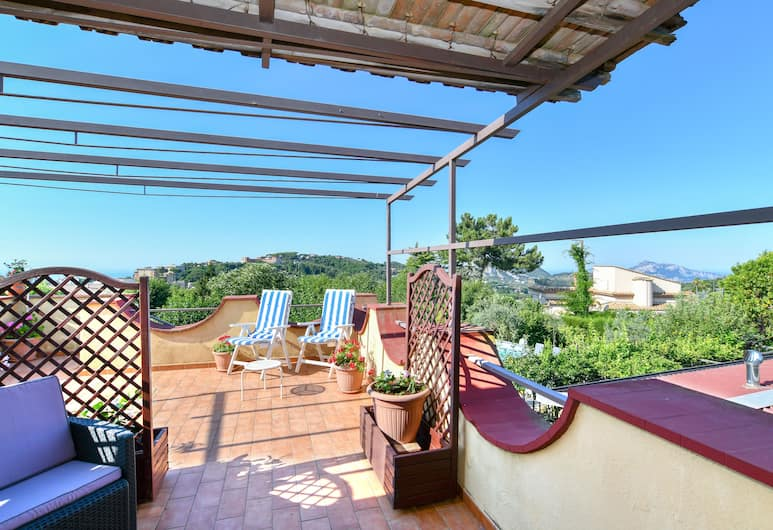 Green Paradise Affittacamere, Massa Lubrense, Standard Double Room (Camelia), City View