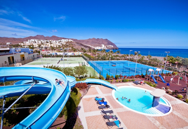 Playitas Aparthotel - Sports Resort, Tuineje, Waterpark
