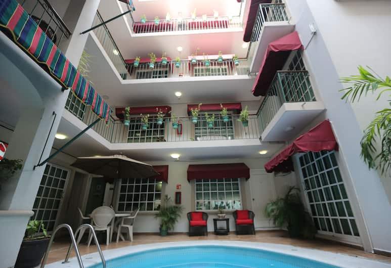 Boca Inn Hotel & Suites, Boca del Rio, View from Hotel
