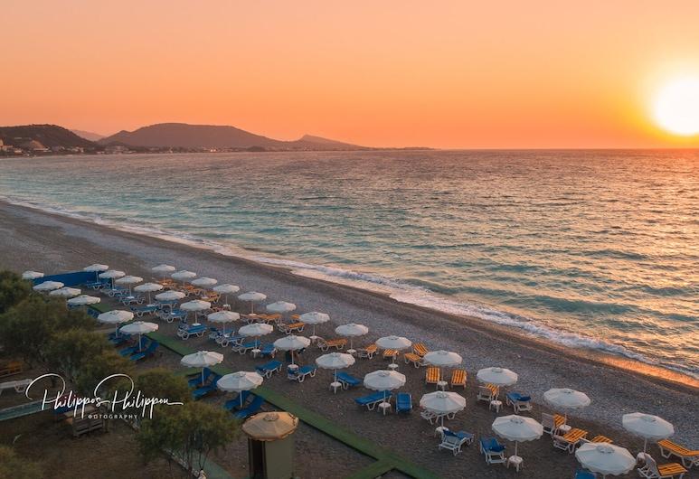 Sirene Beach Hotel - All Inclusive, Rodos, Strand