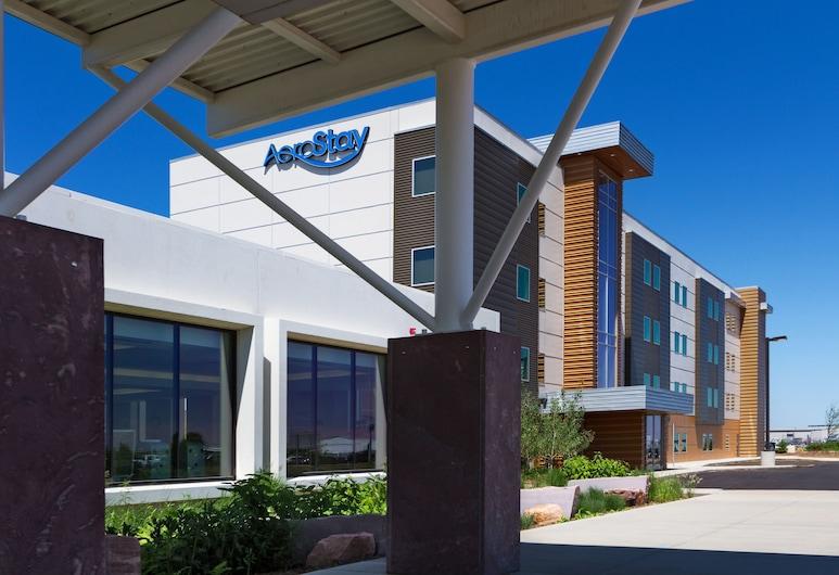 AeroStay Hotel, Sioux Falls, Fasada hotelu