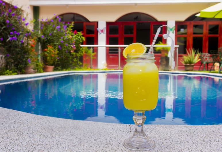 Hotel Fother House, San Salvador, Outdoor Pool