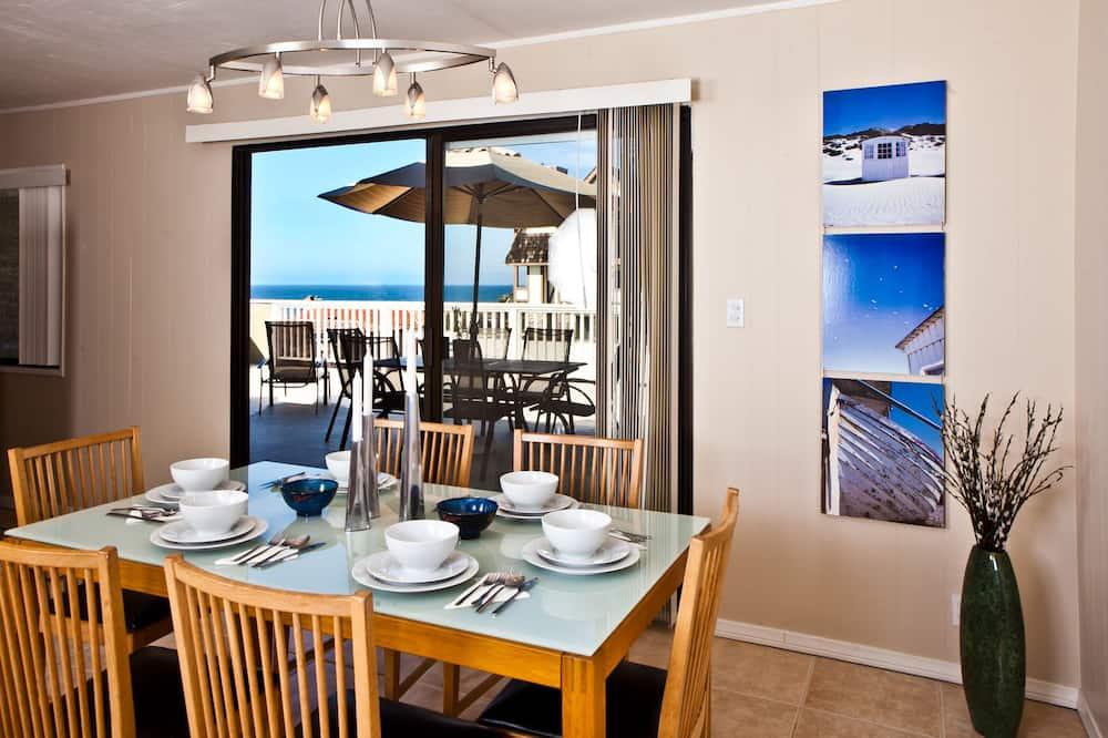 Kamar, 2 kamar tidur, tepi laut - Tempat Makan Di Kamar