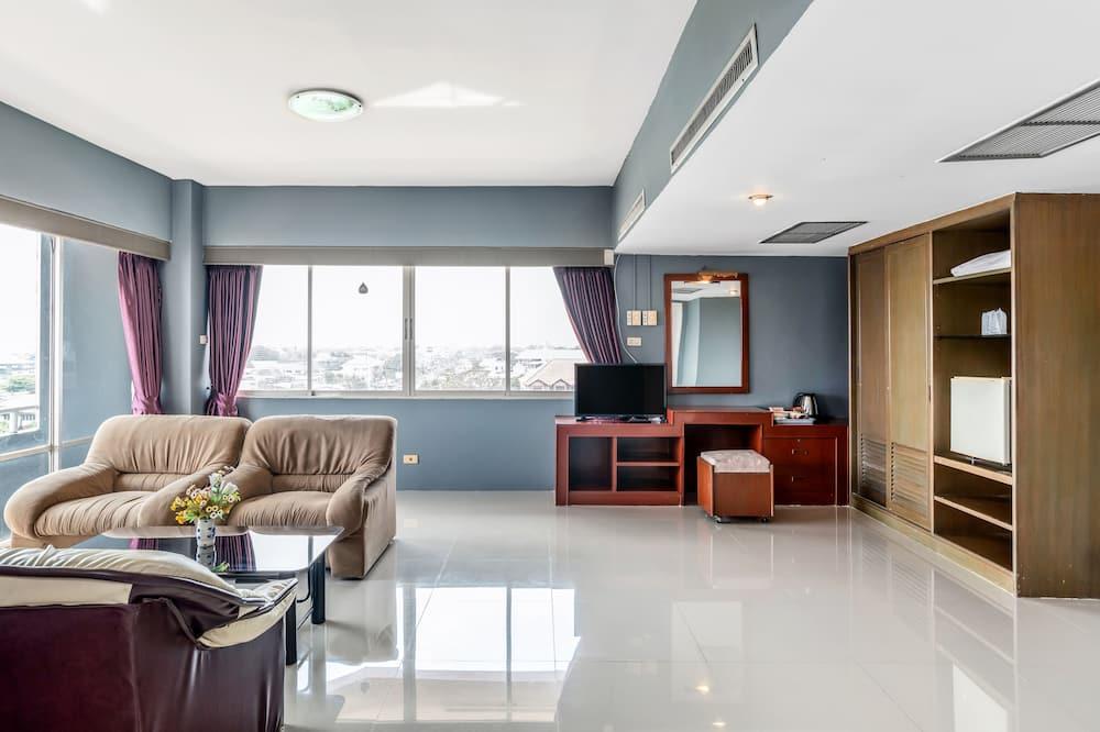 Executive Suite Room - Living Area