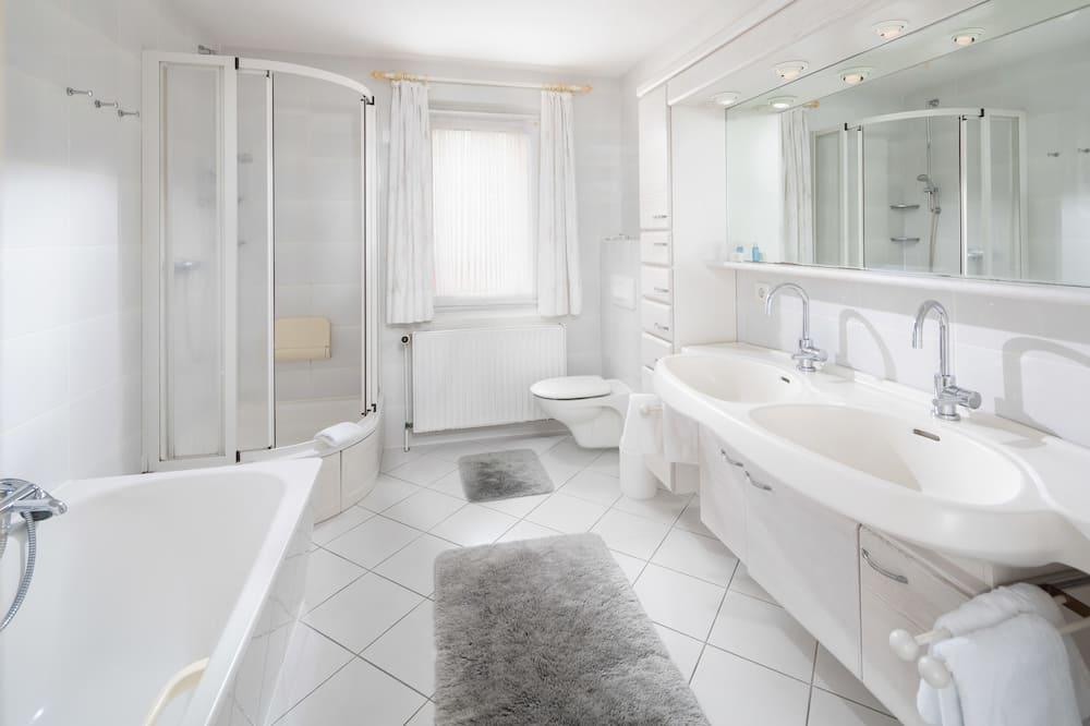 小木屋, 多張床, 非吸煙房 - 浴室