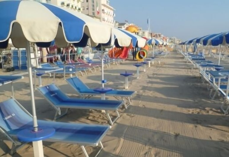 Hotel Rio, Bellaria-Igea Marina, Playa