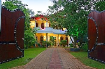 Selline näeb välja Hotel River Front, Tissamaharama