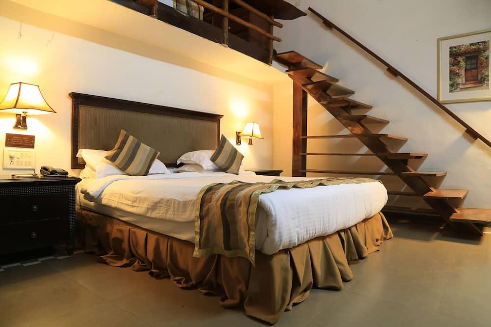 Дюплекс преміум-класу, 2 двоспальних ліжка - Вітальня