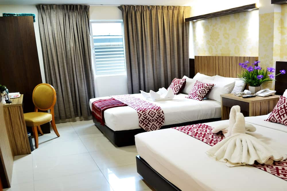 Family Double Room, 2 Bedrooms - Guest Room