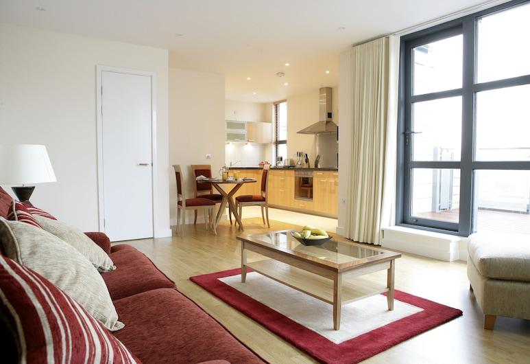 Marlin Apartments Canary Wharf, Londýn