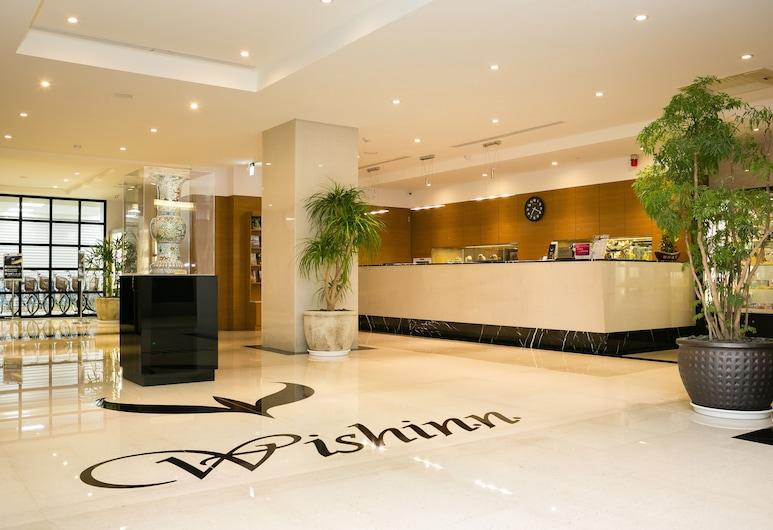Wishinn Hotel, Kaohsiung, קבלה