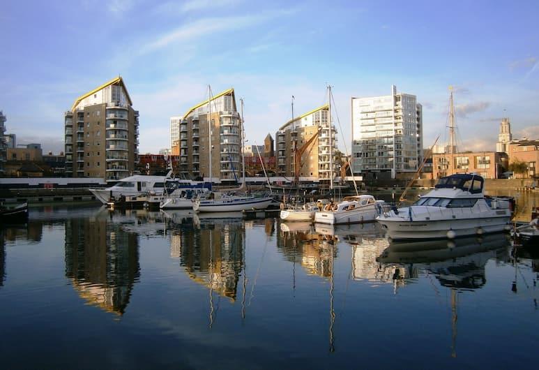 Marlin Limehouse, London, Marina