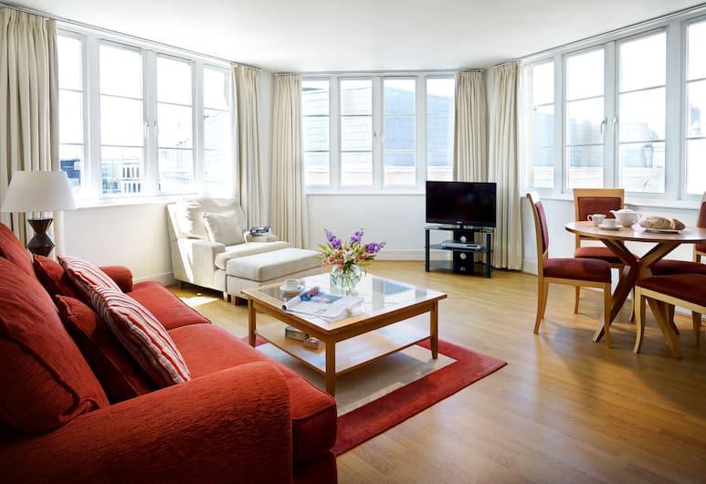女王街馬林公寓, 倫敦, 公寓, 2 間臥室, 客廳