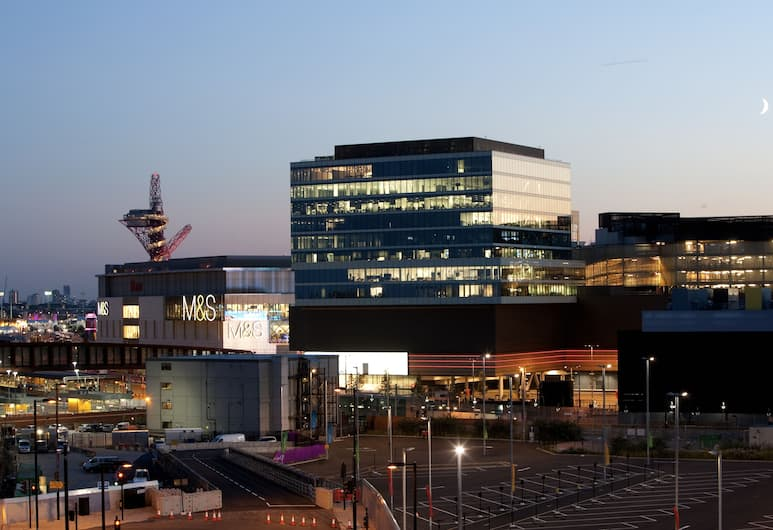 Marlin Stratford, London, View from property