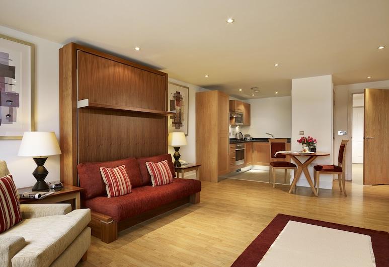 Marlin Apartments Stratford, London, Stuudio, 1 lai voodi, Tuba