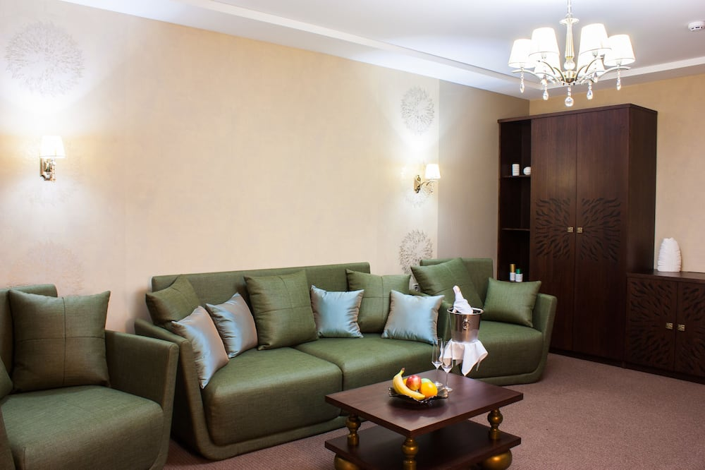 Suite – comfort - Oppholdsområde