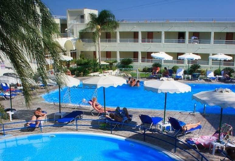 Romantza Mare, Rhodes, Children's Pool