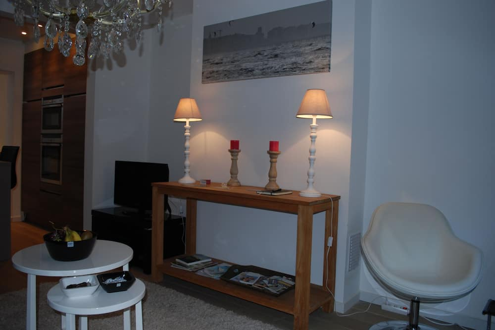 Comfort Σπίτι, 1 Υπνοδωμάτιο, Κουζίνα, Στην παραλία - Δωμάτιο