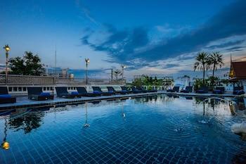 Nuotrauka: D&D Inn Khaosan, Bankokas