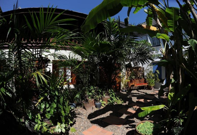 Lotus Villa Boutique Hotel, Λουάνγκ Πραμπάνγκ, Εξωτερικός χώρος ξενοδοχείου