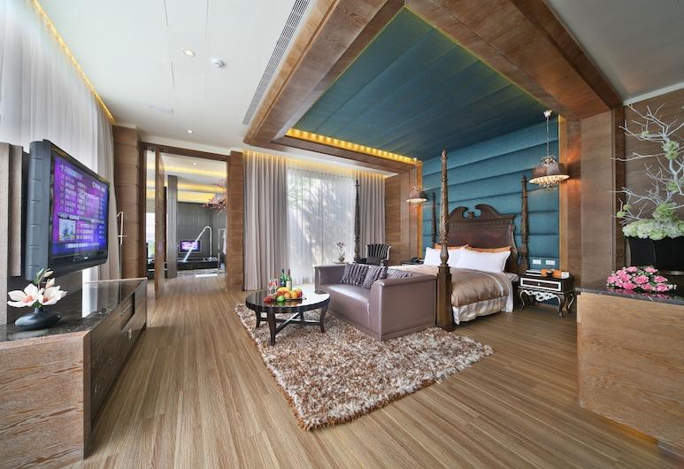 涵館汽車旅館, 台中市, 城情麗緻, 客房