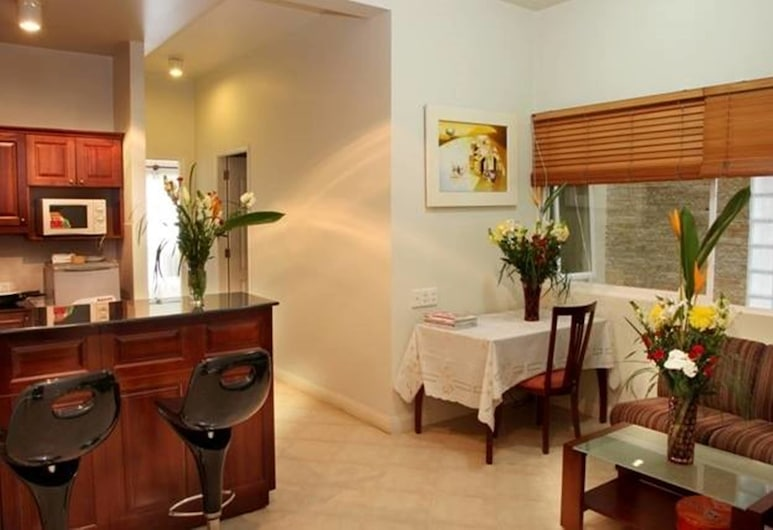 HAD Apartment - Truong Dinh, Ho Chi Minh City, Apartment, 1 Bedroom, Living Area