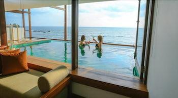 ภาพ Pandanus Beach Resort & Spa ใน Bentota