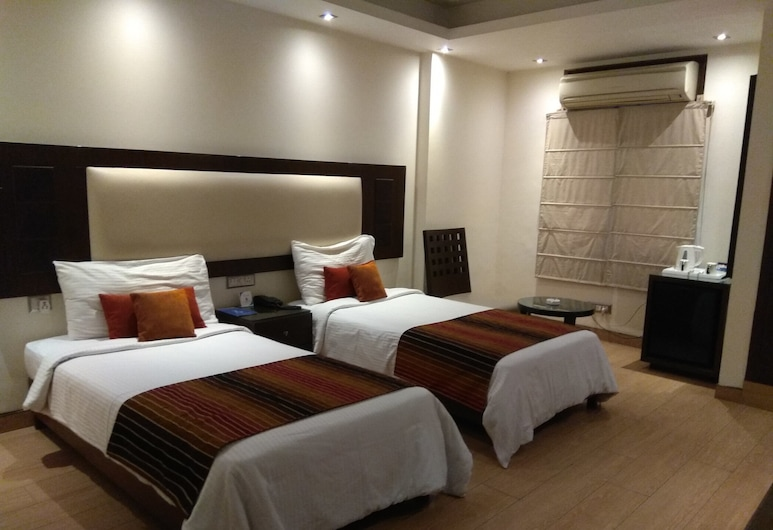 The Legend Inn - New Delhi, New Delhi, Economy Room, Guest Room View