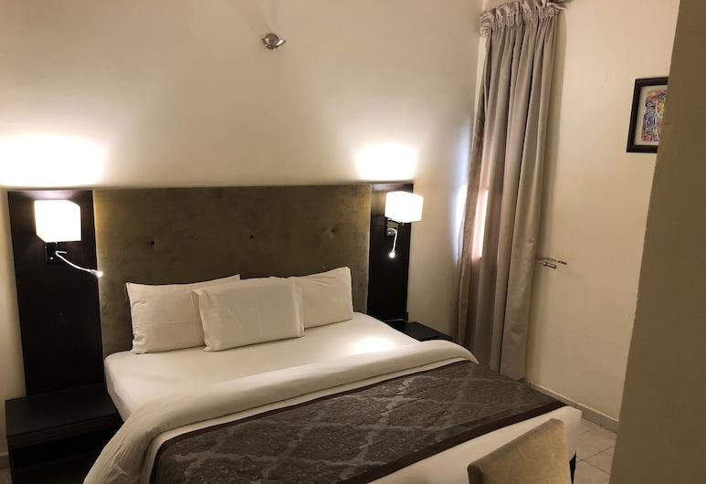 라켐 스위트 호텔, 라고스, 럭셔리룸, 객실