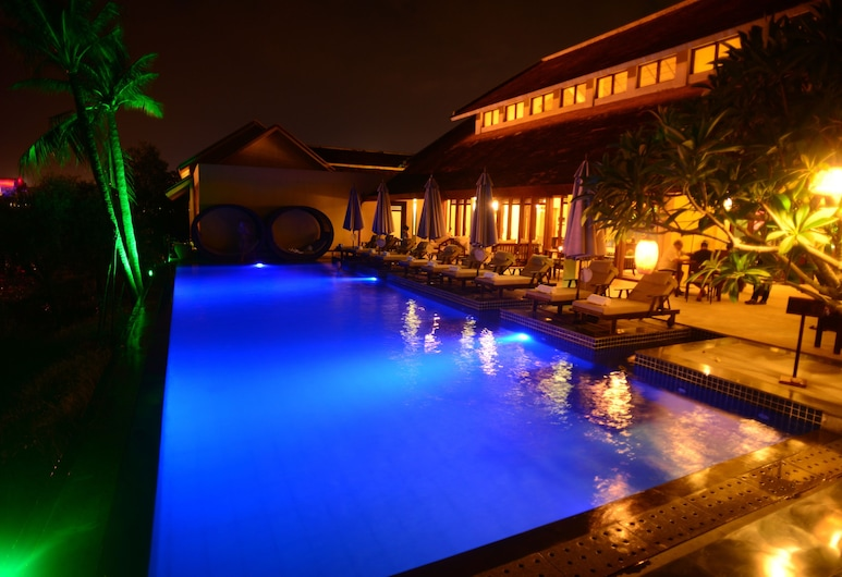 The Blossom Resort - Onsen & Foot Massage Inclusive, Da Nang, Outdoor Pool