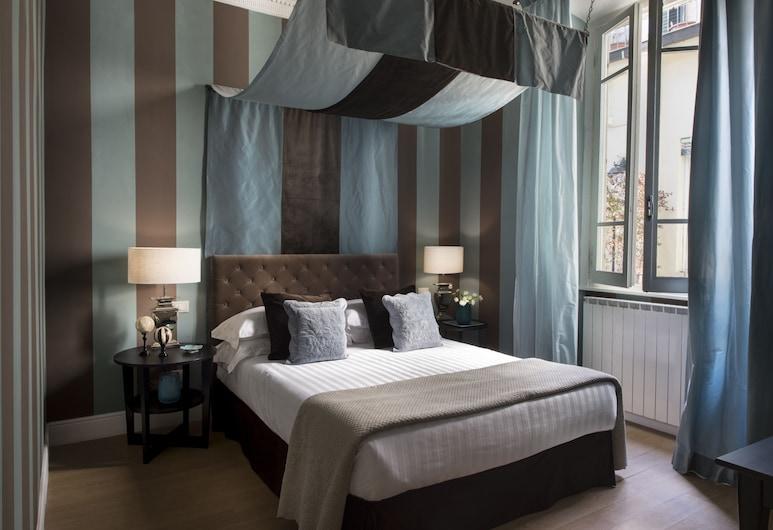 팔라초 브란키, 피렌체, 디럭스 스위트, 침실 2개, 객실