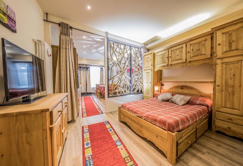 Cervinia Matterhorn Apartments, Cervinia, Departamento (3), Habitación