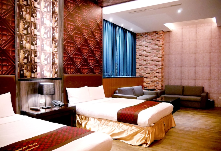 Moonshy Boutique Motel, Taichung