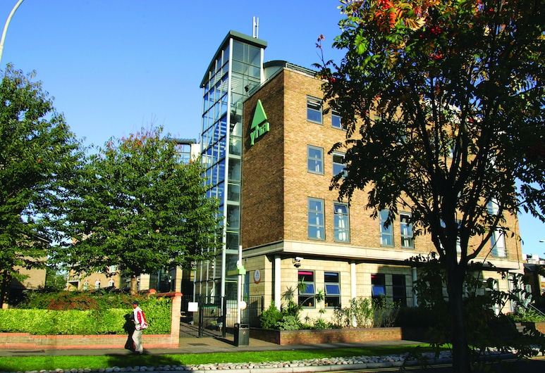 YHA London Thameside - Hostel, London, Hotelfassade