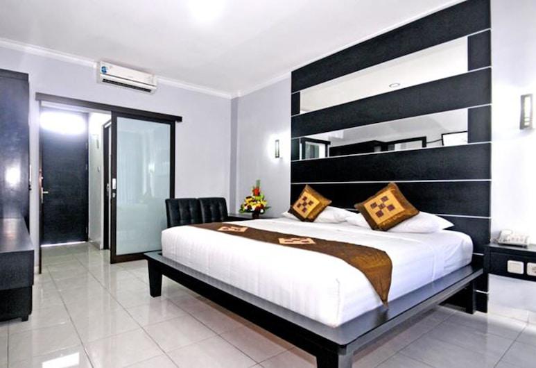 아리야 호텔 & 스파, 꾸따, 슈피리어룸, 더블침대 1개 (Arya Room), 객실