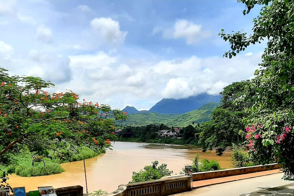 Superior Double Room Balcony - River View - Vista balcone
