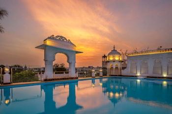 齋浦爾齋浦爾拉賈斯坦宮殿酒店的圖片