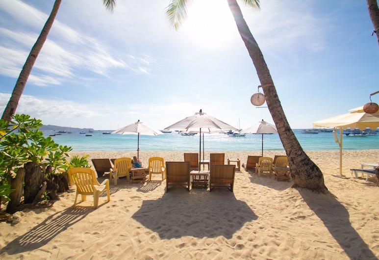 더 로즈 파이크 앳 보라카이, Boracay Island, 해변