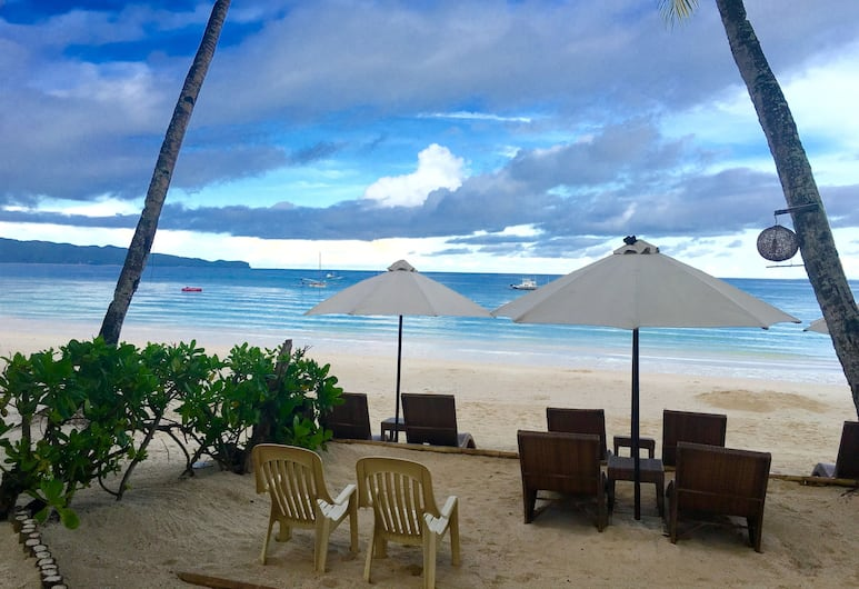 The Rose Pike at Boracay, Boracay Island, Hotel Front